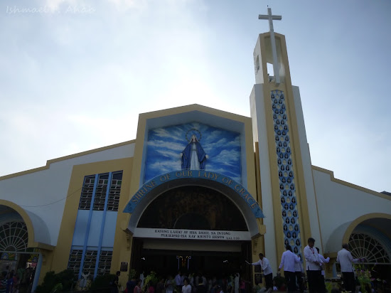 Shrine of Our Lady of Grace, Caloocan, Philippines