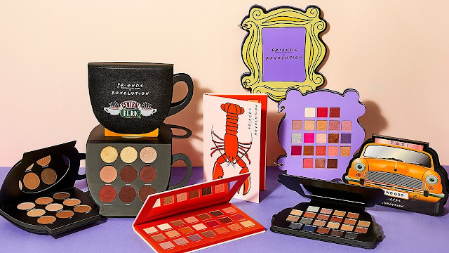 Makeup Revolution  Friends collection