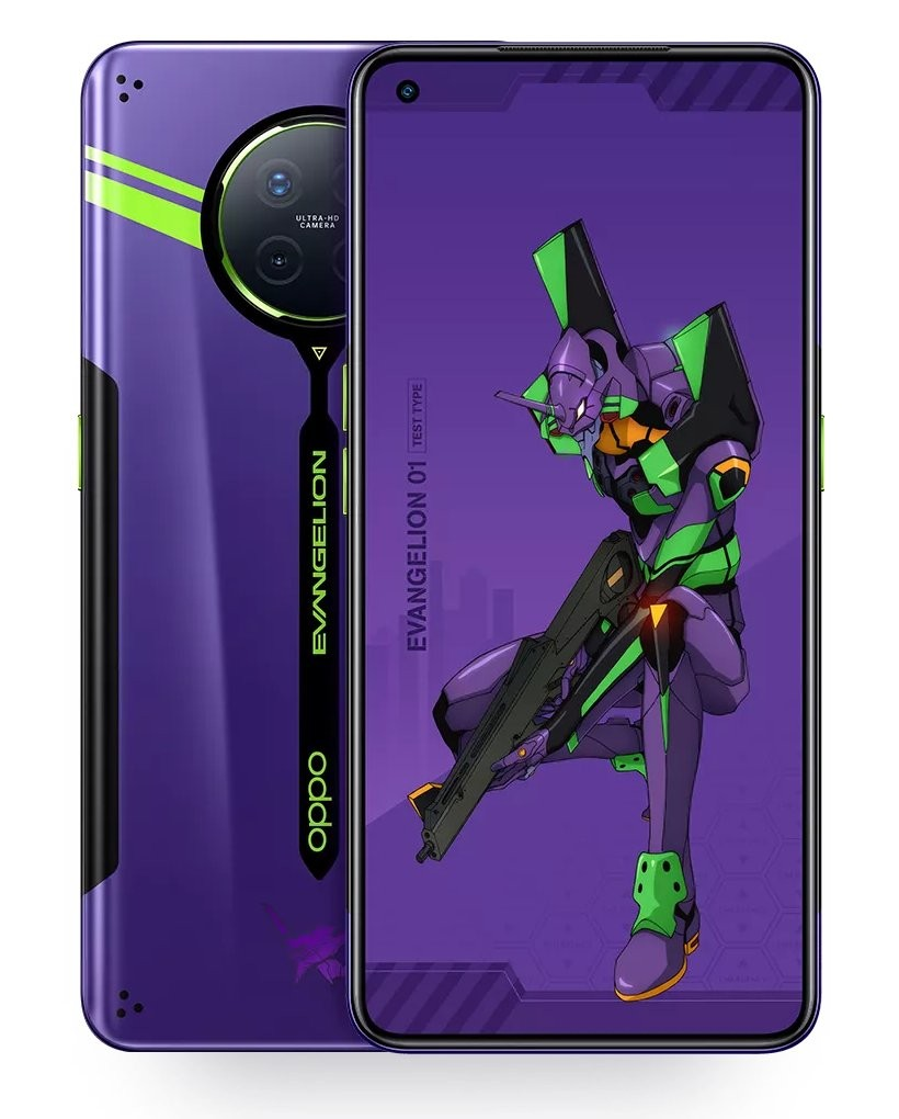 Oppo Ace 2 EVA Limited Edition