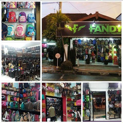 Outlet Tas Fandy Pabrik Tas Di Yogyakarta