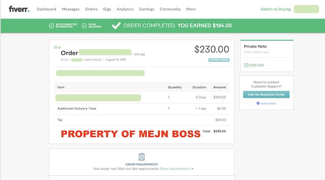 Earn $2000 - $5000 Monthly Online on FIVERR in Nigeria [2021]