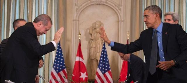 Ανεπιθύμητος ο Ερντογάν στις ΗΠΑ!