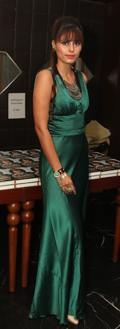 Model Barkha Sharma
