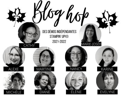 Le blog hop des démos francophones