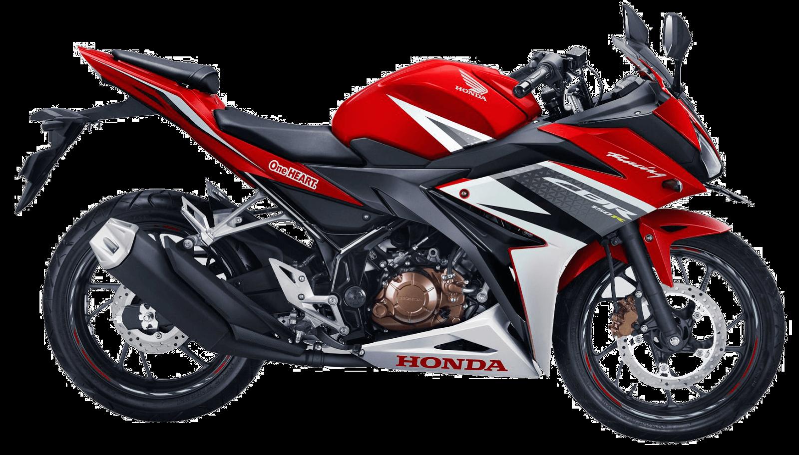 CBR 150R RACING RED Dealer Honda Surya Motor Banjarmasin