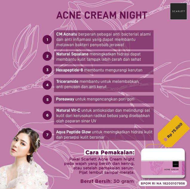 manfaat-scarlett-acne-cream-night
