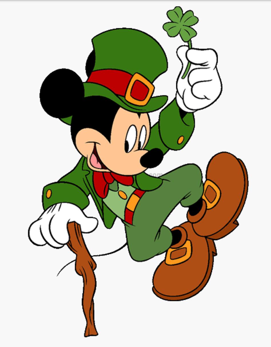 Decidedly disney happy st patrick 39 s day - Disney st patricks day images ...