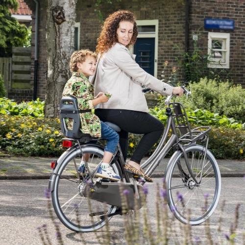 Qibbel fietsstoeltje