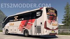 Mod Bus Morodadi Prima Grand Turismo ETS2 1.30 - 1.41 by Diny