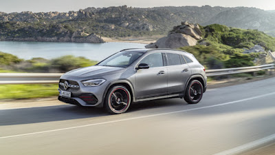 2020 Mercedes Benz GLA