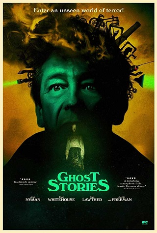 Ghost Stories 2018 English 800MB WEB-DL ESubs 720p