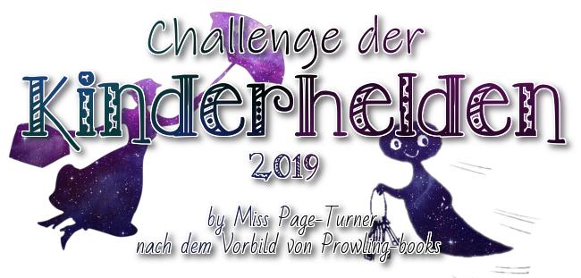 Challenge der Kinderhelden: Aufgabe Juli