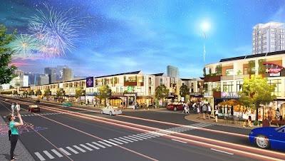 Dự án khu đô thị Avenue City Bình Dương:( Review, mua bán, ký gửi: đất nền , nhà phố )