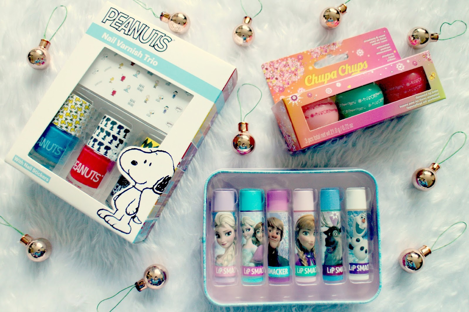 Cute Beauty Christmas Gifts For Children and Teens