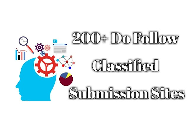 200+ [LEGIT] Do Follow Classified Submission Sites in 2020