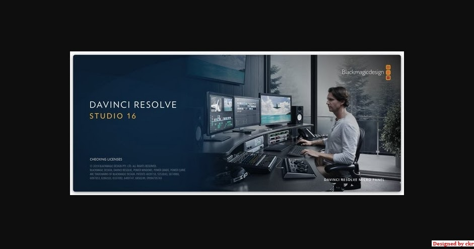 Blackmagic Design Davinci Resolve Studio 16 2 3 15 X64 360lotus World