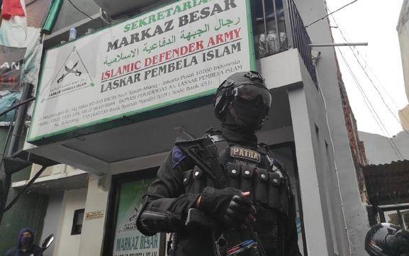 Polisi Bolehkan Konten Terkait FPI, Ini Syaratnya