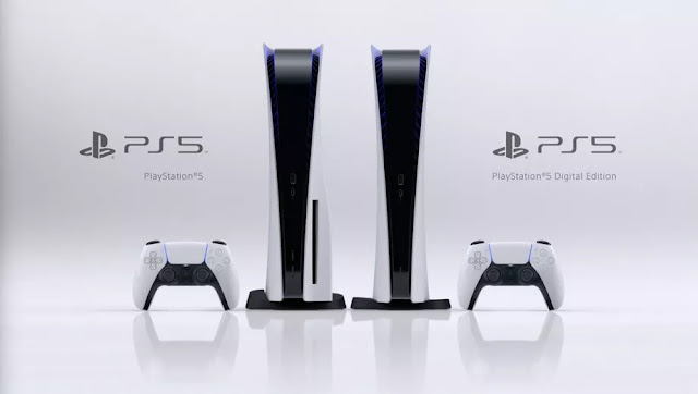 PlayStation 5 announcement - Here's the PS5 Hardware Trailer Video and Design