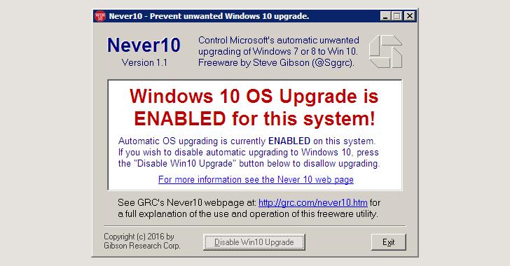 disable-windows10-upgrade