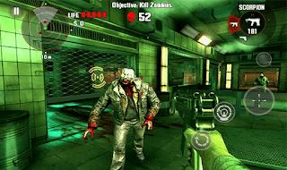 أفضل الألعاب التي تعمل على اجهزة الأندرويد بوكس DEAD TRIGGER 2