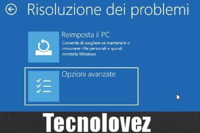 Windows 10 - Come Accedere alla Modalità provvisoria