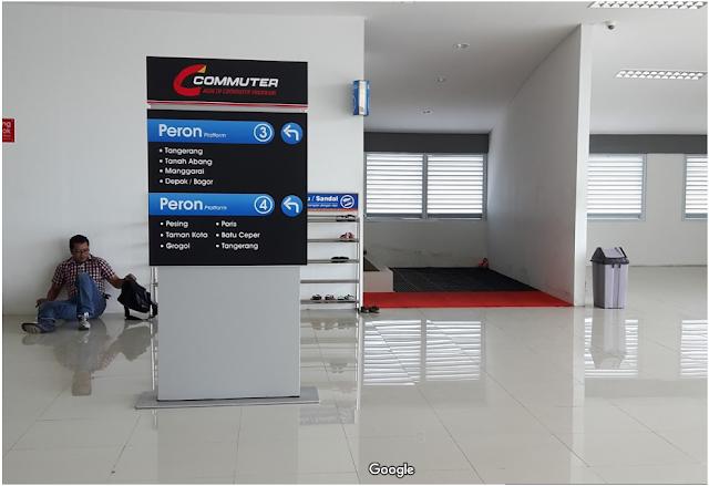 Jadwal KRL Stasiun Duri