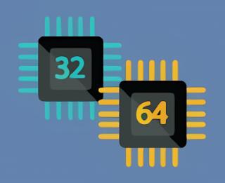 Perbedaan Basis OS Windows 32bit Dan 64bit