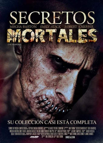 Secretos Mortales [The Hoarder] (2015) DVDRip Latino