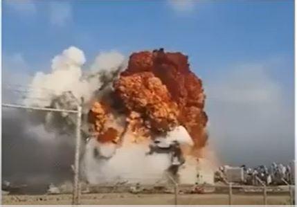 beirut-esplosione-attacco-aereo