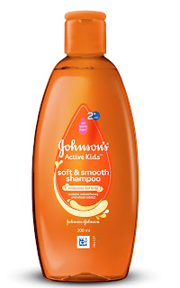 Johnson's Active Kids Soft & Smooth Shampoo