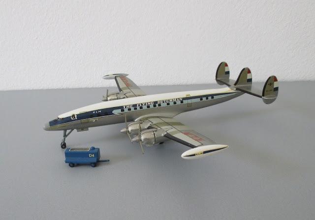 1/144 1/200 Lockheed L-1049 Super Constellation diecast metal aircraft miniature