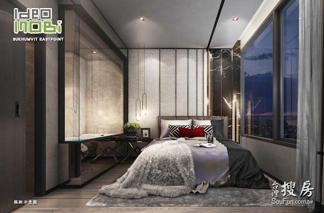 Ideo Mobi Eastpoint 東方雙子星,公寓住宅,曼谷,素坤逸,泰國房地產,海外房地產,置產說明會