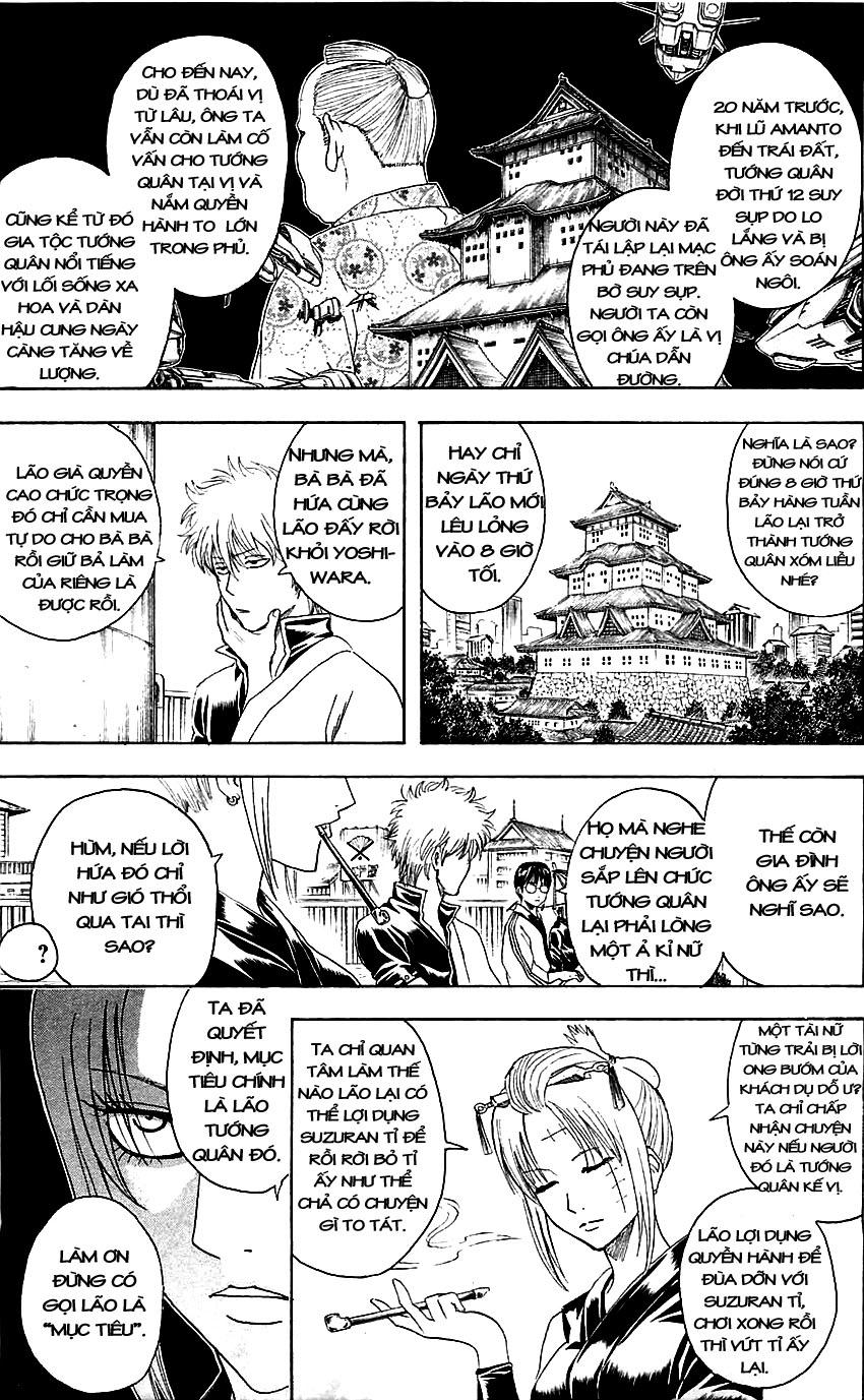 Gintama Chap 387 page 4 - Truyentranhaz.net