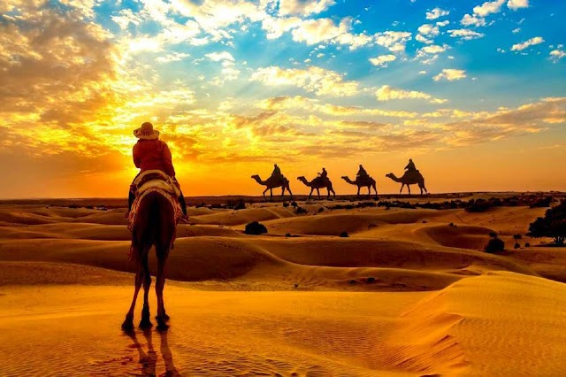 Tourist Places In India - Jaisalmer – For The Best Desert Safari Ever