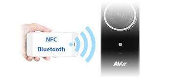 Kết nối NFC và Bluetooth