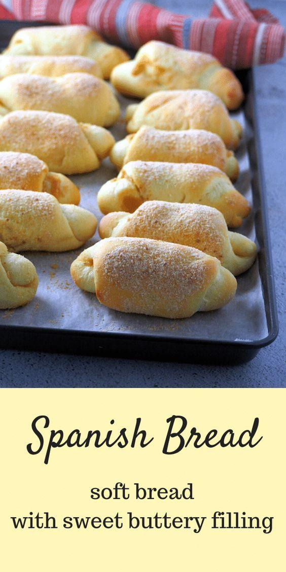 SPANISH BREAD- A FILIPINO BAKERY FAVORITE #spanish #bread #filipino #bakery #tasty #tastyrecipes #delicious #deliciousrecipes