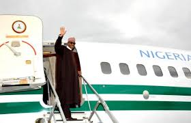 The Journey Continues: Buhari Leaves For London From Riyadh, Without Handing Over To Osinbajo
