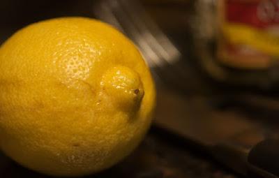 Limón antiarrugas