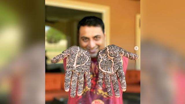 भारतीय पुरुषों ने की एक दूसरे से शादी, एक ने दुल्हन की तरह निभाई रस्में