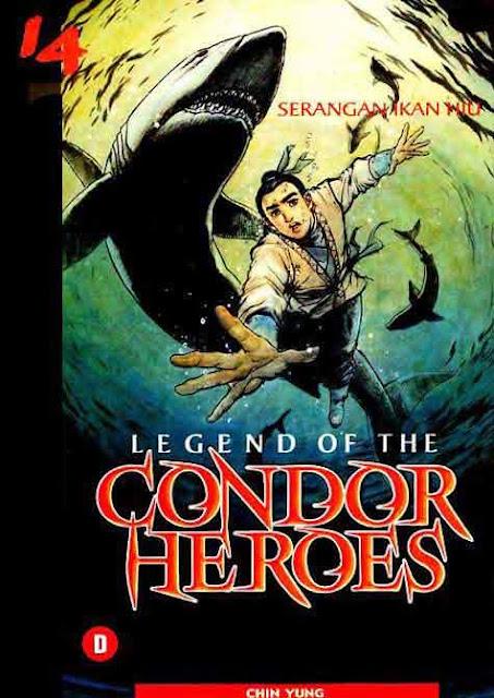 legend of the condor heroes