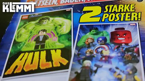 2 tolle Poster im Magazin - DAS KLEMMT