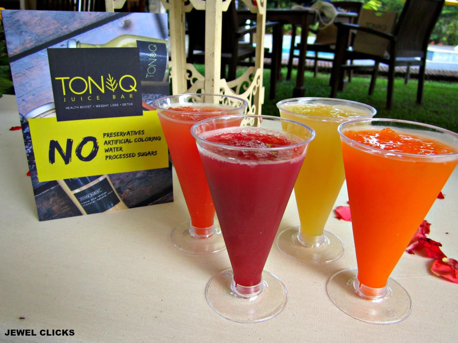 Diet Toniq Juice Bar Health Is A Lifestyle Jewel Clicks Award Winning Photo Blog Philippines
