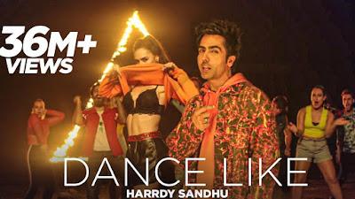 Dance Like Lyrics By Hardy Sandhu Latest Punjabi Song 2019