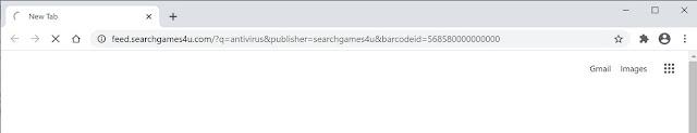 SearchGames4U (Hijacker)