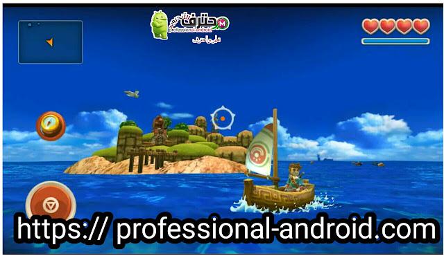 تحميل لعبة Oceanhorn آخر إصدار للأندرويد.
