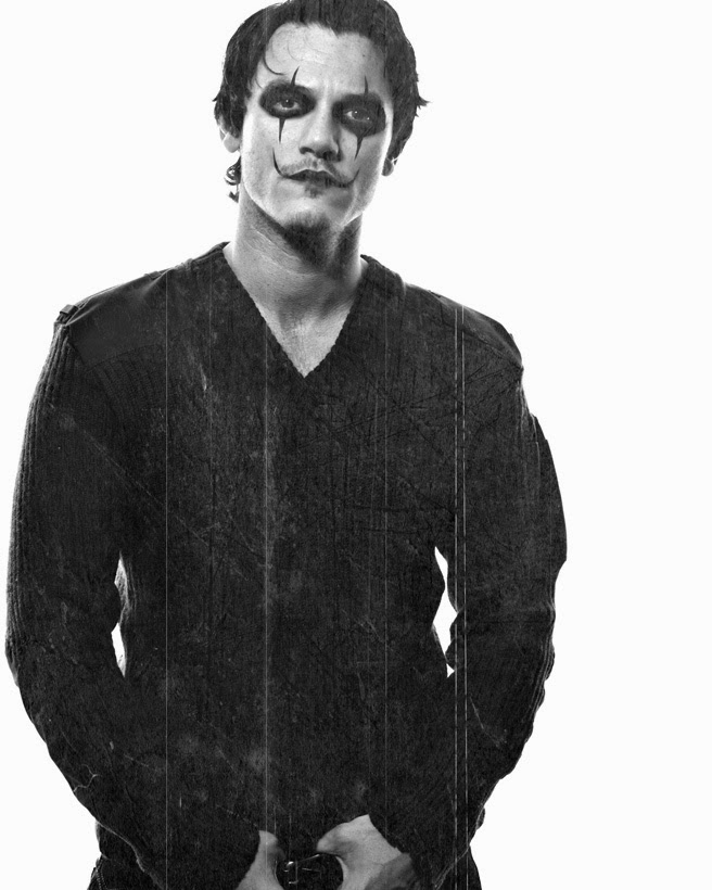 Da Dracula al Corvo - Luke Evans