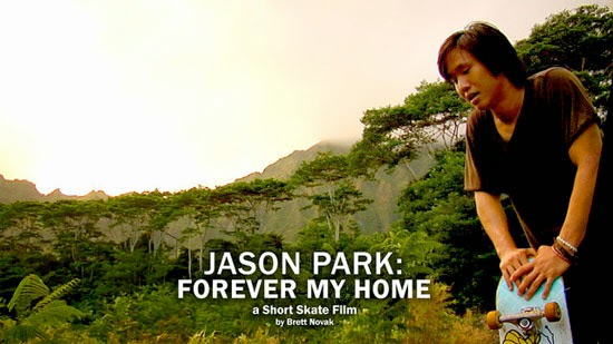 <center>Jason Park: Forever my Home</center>