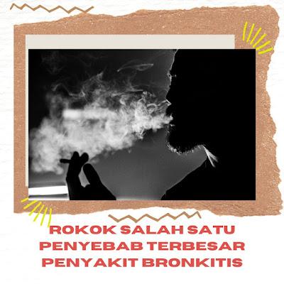 Ketahui Penyebab dan gejala bronkitis