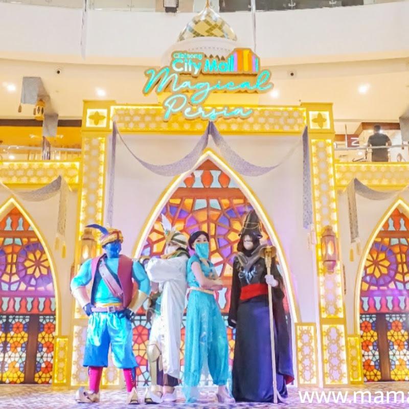 Luar Biasa Event Ramadhan Magical Persia Di Cibinong City Mall