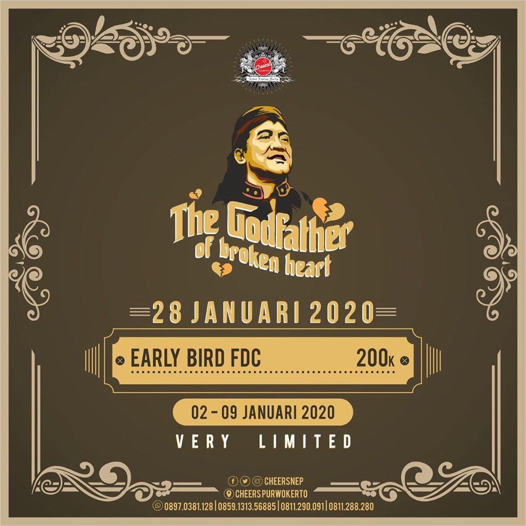 Jadwal Konser Ambyar Didi Kempot Purwokerto Cheers Promotion
